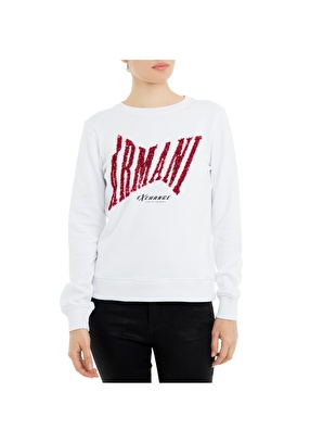Armani Sweatshirt Armani-Exchange-Sweat-KADIN-SWEAT-3GYM78